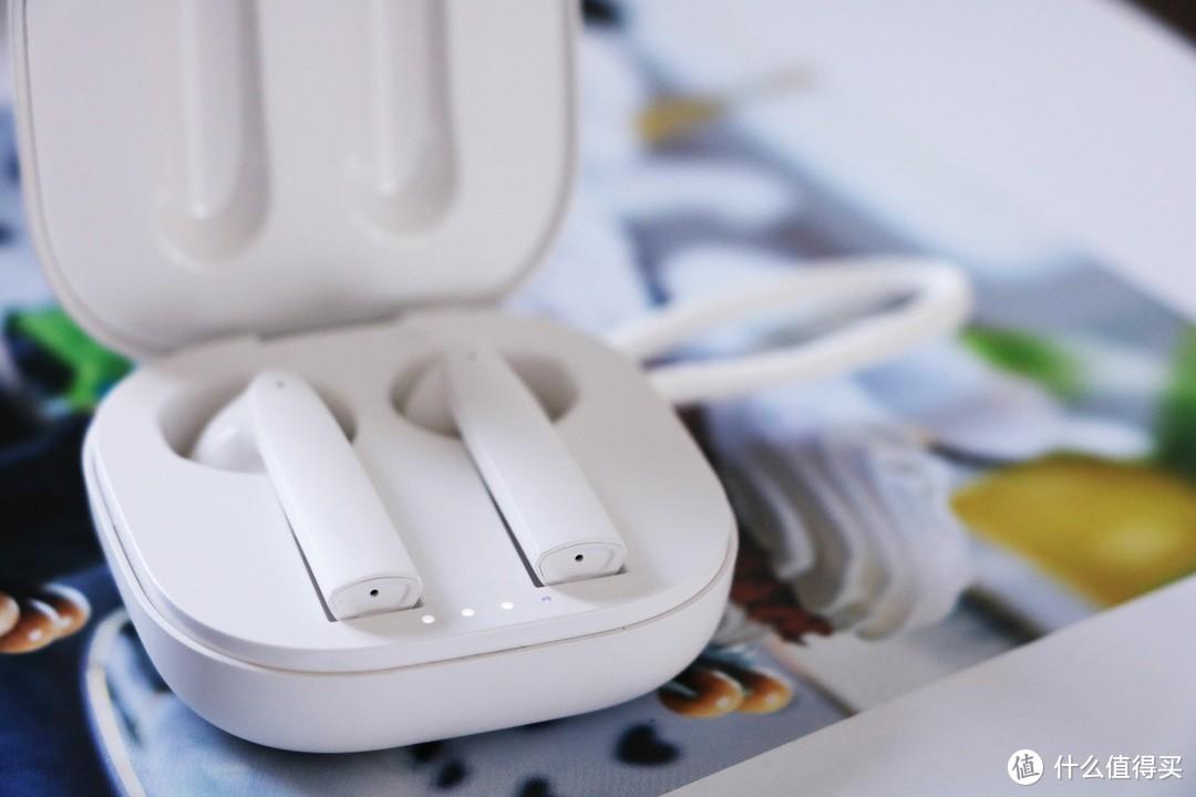 高通芯片加持,omthing小方盒颜值高又能打的高性价比TWS耳机