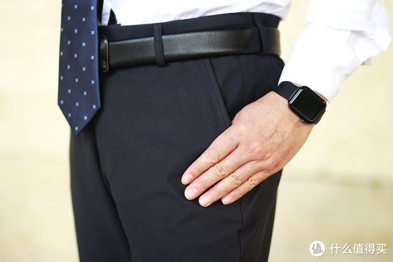 职场必备 码尚智能定制抖抖休闲裤