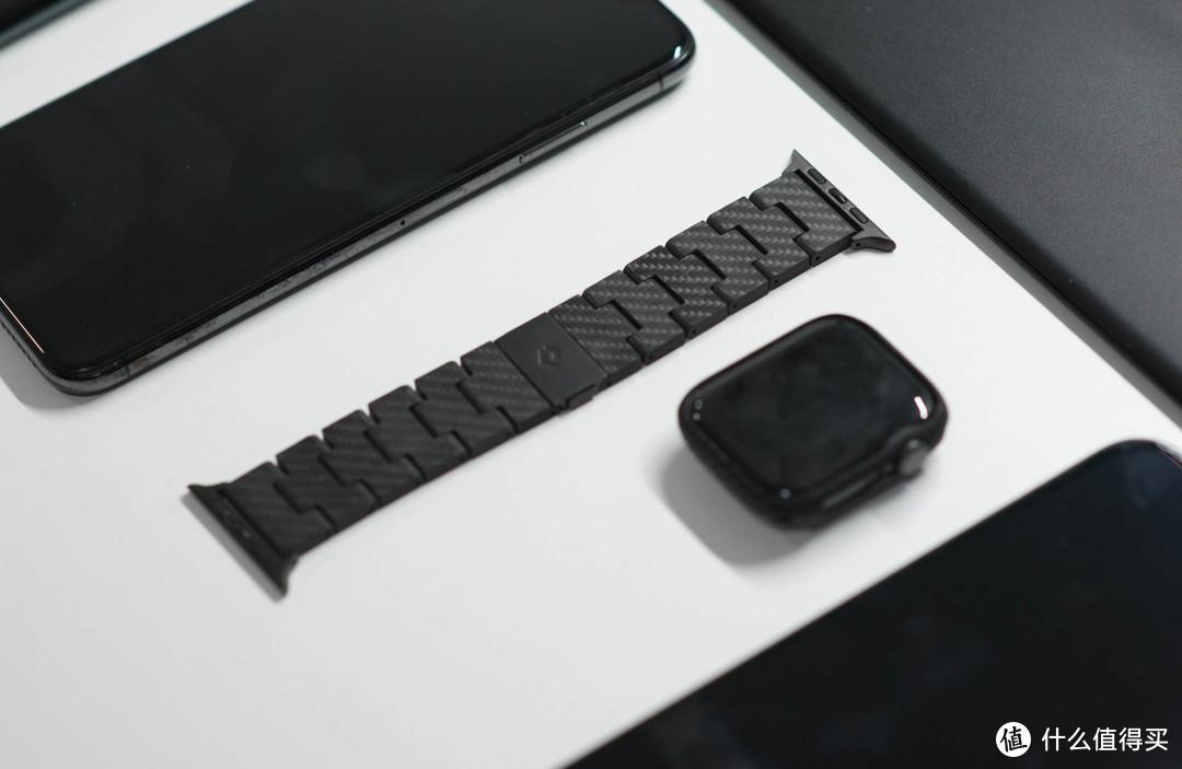 520送男友礼物清单, 型男格调来源于细节, PITAKA苹果碳纤维表带
