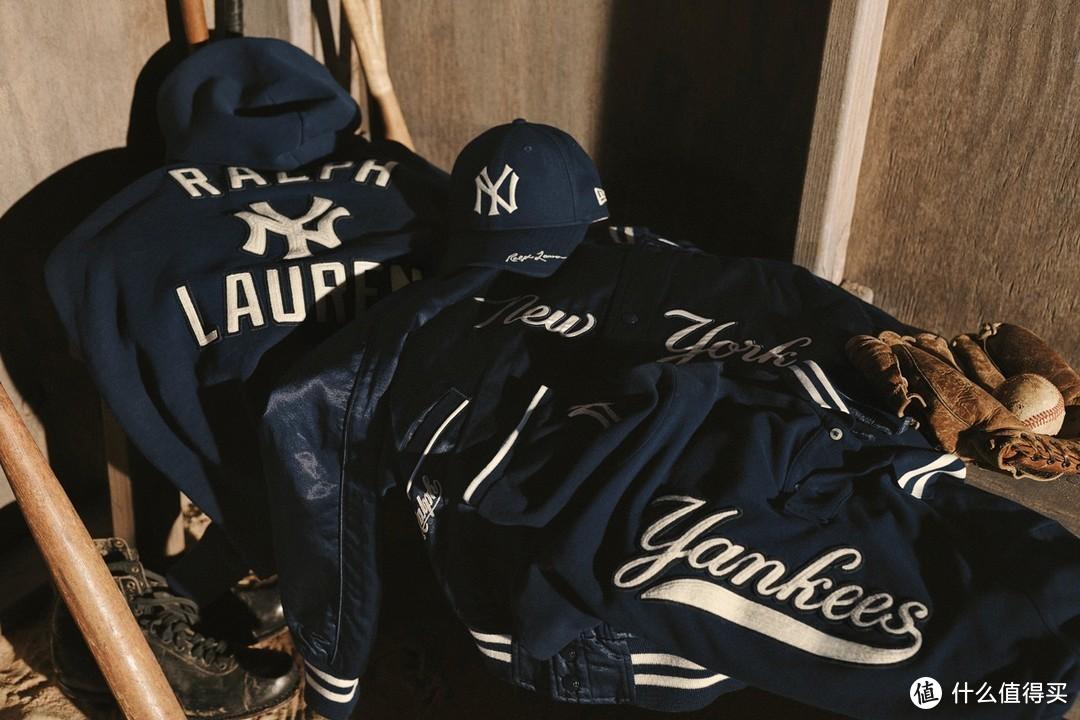 经典美式文化代表,POLO RALPH LAUREN与MLB的联名系列登场