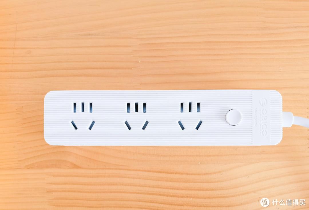 入手10多块的奥睿科NKO系列插座,看看有没有物美价廉的插座产品