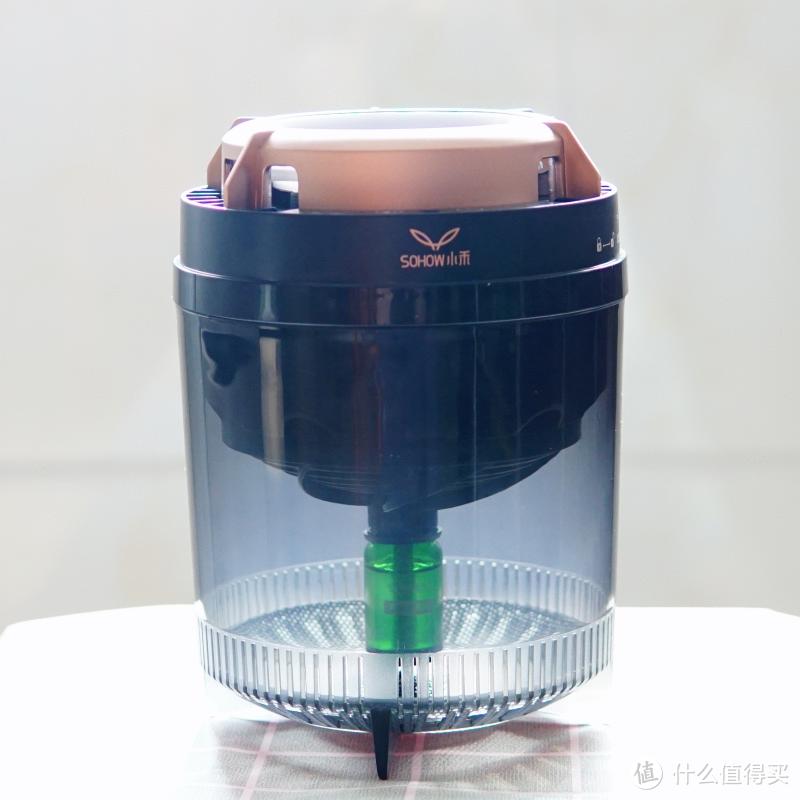 灭蚊利器:小禾幻影Ⅱ灭蚊灯使用评测
