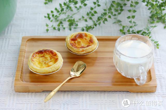 家庭版自制蛋挞,有这三种食材就能做,香味浓郁又滑嫩一学就会