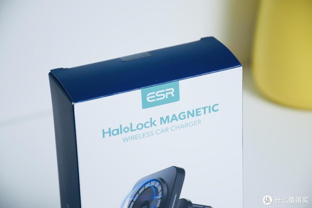 既是磁吸无线充电器,也是车载手机支架,这款亿色新品确实不错