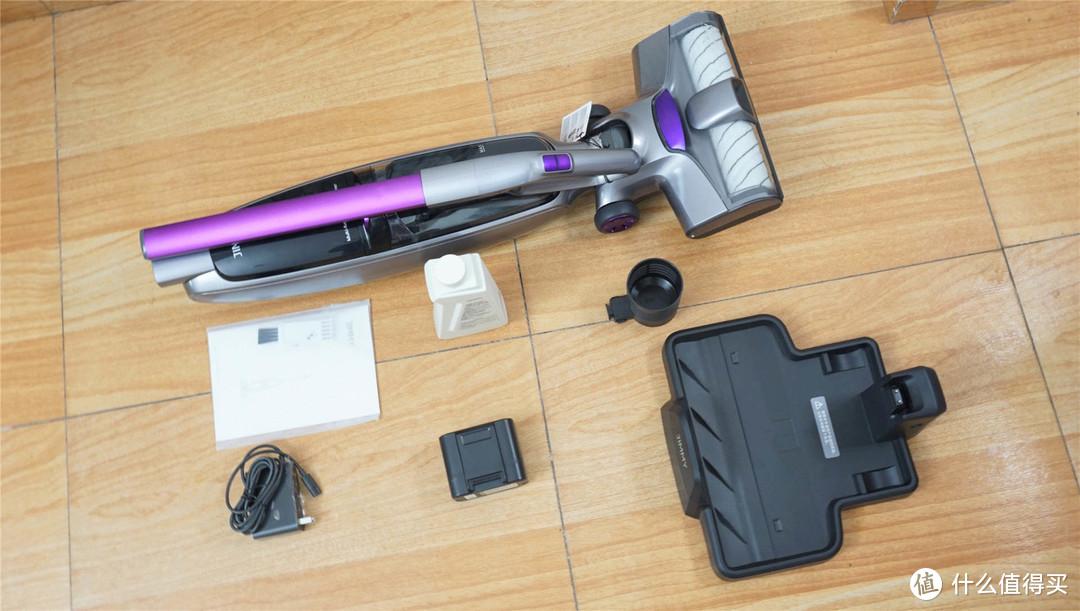 吉米X8吸拖洗一体机评测:定点喷洗还速干,更能一键自清洁