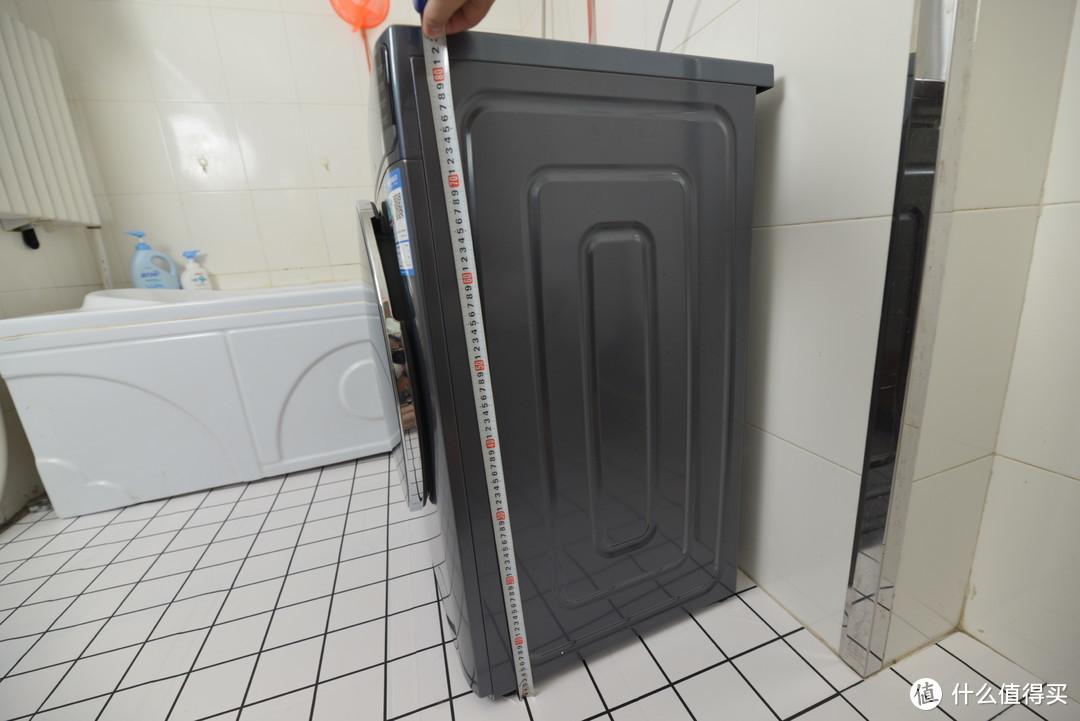 老屋焕新颜,洗衣区不再拥挤!云米纤薄AI洗烘机 Master2实际使用分享
