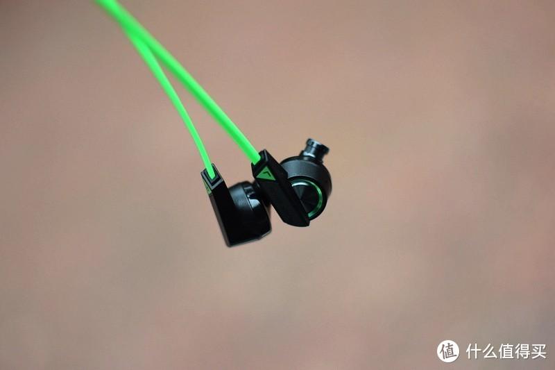 机甲风格 HiFi音质 黑鲨游戏耳机(圈铁版)