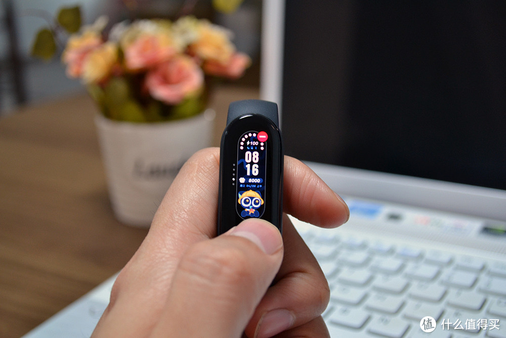 """小米手环6,功能升级搭配全面屏,佩戴一周后,的确很""""666"""""""
