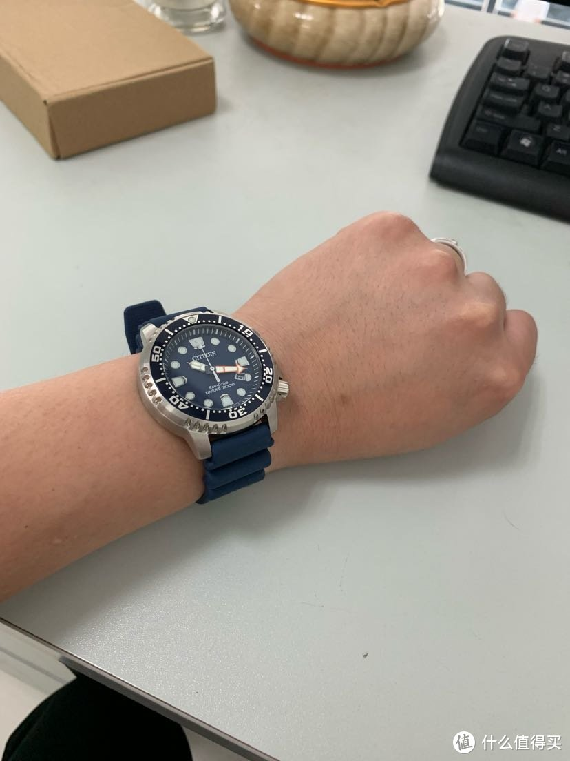 Citizen BN0151-17L 光动能腕表改钢带