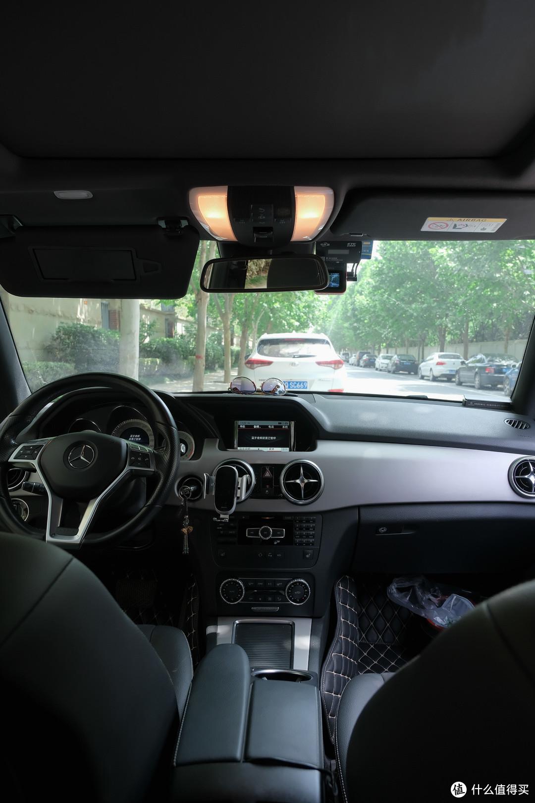 更多的安全感,更多的行车保障--70迈魔方A400行车记录仪众测体验