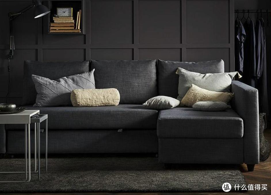 35平米一居室,如何拥有一间客房?沙发床玩转小户型空间(附产品推荐)