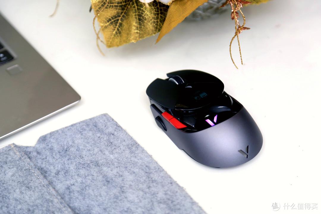 双屏+双模,399元入手大厂游戏键鼠有感