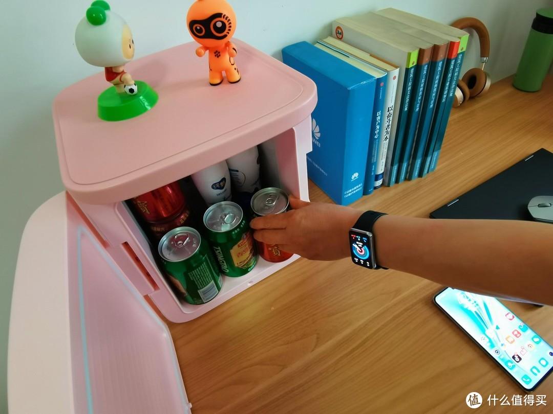 炎炎夏日尽享零度空间——倍思小冰屋学生冰箱体验分享
