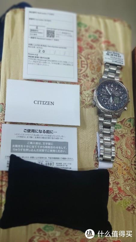 CITIZEN(西铁城)PMV65-2271 回归实用主义
