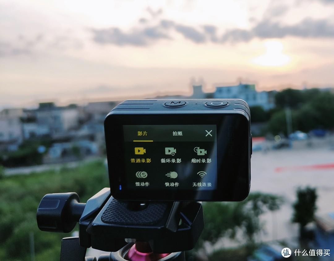 运动相机代替手持云台?拍Vlog何必买贵的,AKASO Brave7LE分享