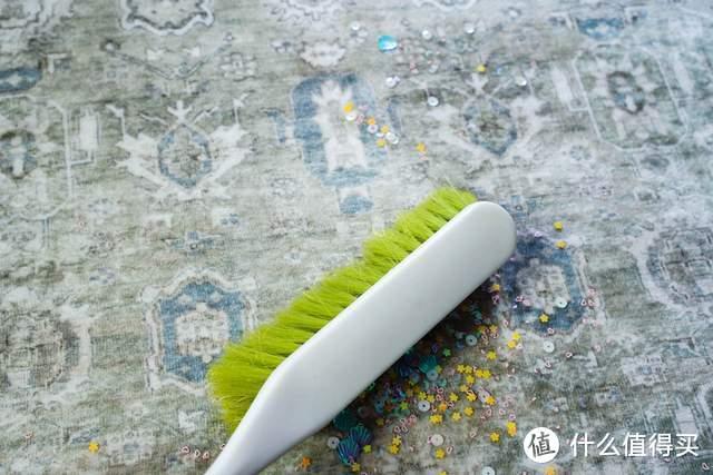 告别传统地毯印象。好打理,可机洗——雁舍新波斯机洗客厅地毯