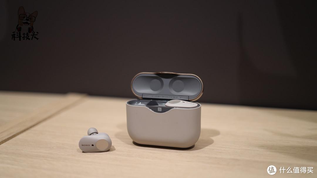 索尼WF-1000XM3评测:舒适贴耳佩戴稳固 屏蔽噪音就靠它了