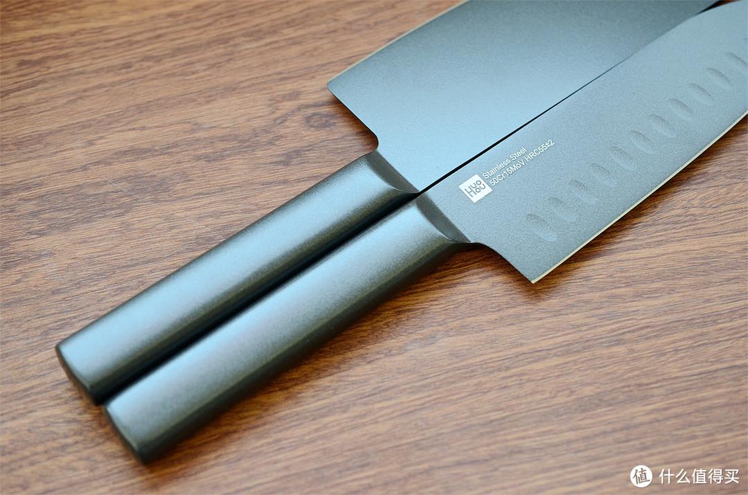 让你爱上厨房使生活更美好-火候刀具两件套、菜板、微压锅三件套上手