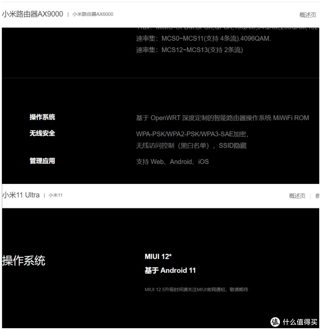 小米AX9000系统基于Openwrt(像不像手机的MIUI基于安卓)