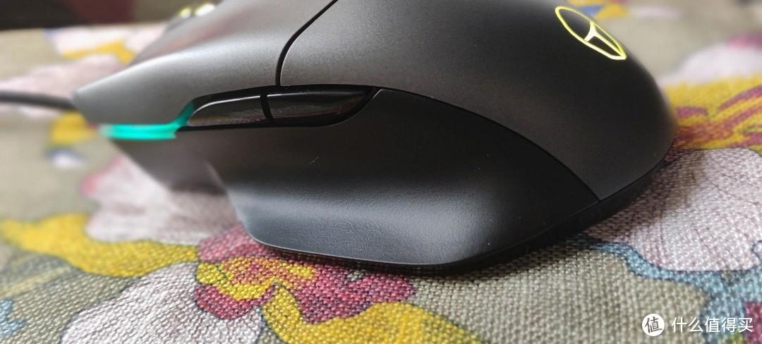 主力鼠标更换记——雷神MG301鼠标使用体验