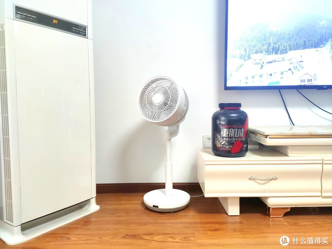 为什么你更需要一款空气循环扇--空气循环扇横向对比