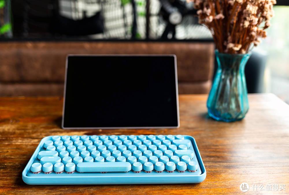 知性女无法拒绝的小清新——雷柏(Rapoo) ralemo Pre 5 多模无线机械键盘