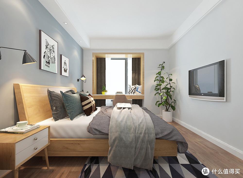 """北京情侣的北欧风格新家,屋内简单到""""一尘不染"""",颜色搭配舒服"""
