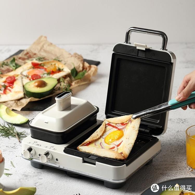 好物推荐 |全能早餐机,只要3分钟,就做出百变营养早餐