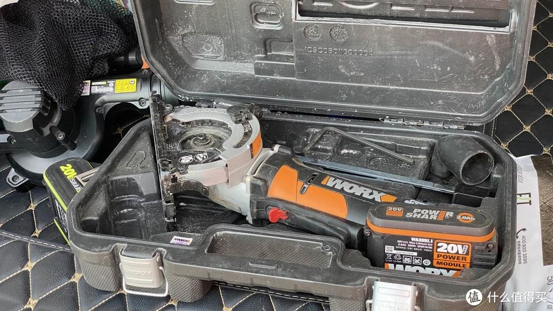 找一个水溏就能洗车:WORX威克士WG630E 新一代洗车机体验