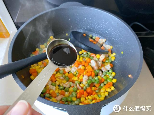白米饭吃够了,可以换换花样,加点它好吃又好看,孩子多吃长得快