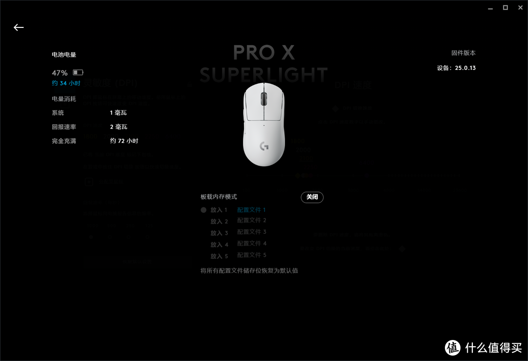 反向升级?罗技G PRO X Superlight使用分享,附两代狗屁王对比
