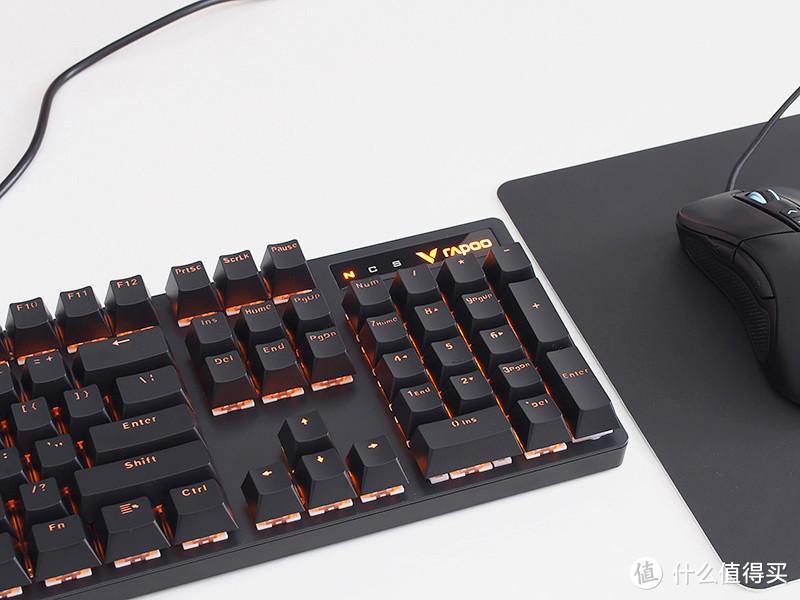 百元对决·选谁守护你的正义-雷柏V500PRO/惠普GK100/微星GK50Z机械键盘对比评测
