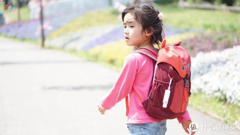 德国多特kikki儿童系列背包,小朋友的快乐,需要他们自己背负