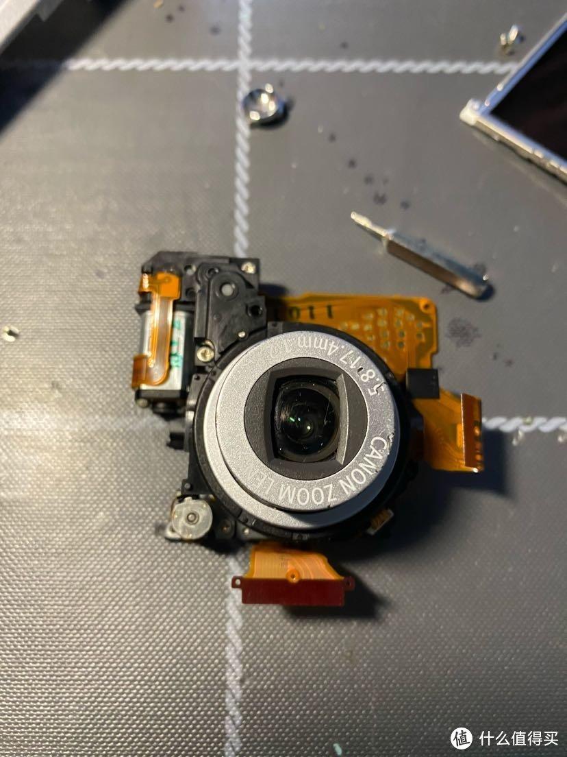 佳能ixus65维修—维修