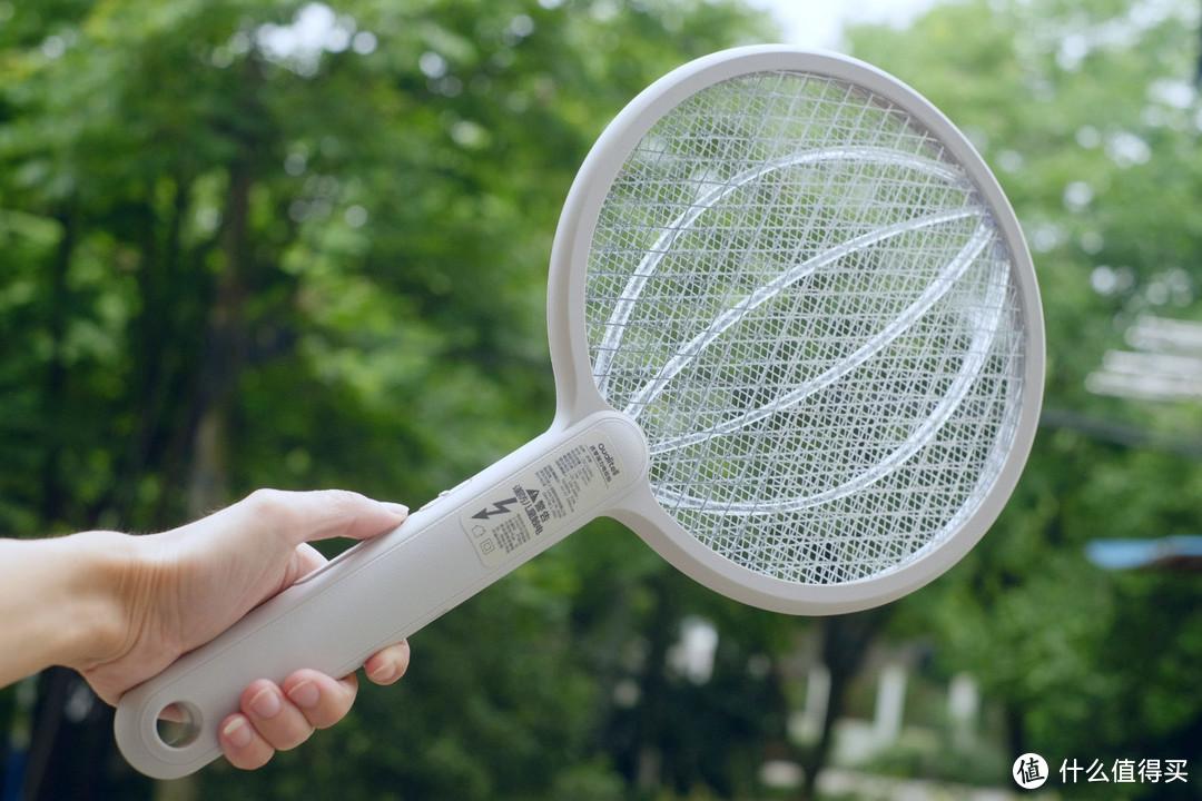 【和难看的电蚊拍说拜拜】Qualitell质零强力电蚊拍体验