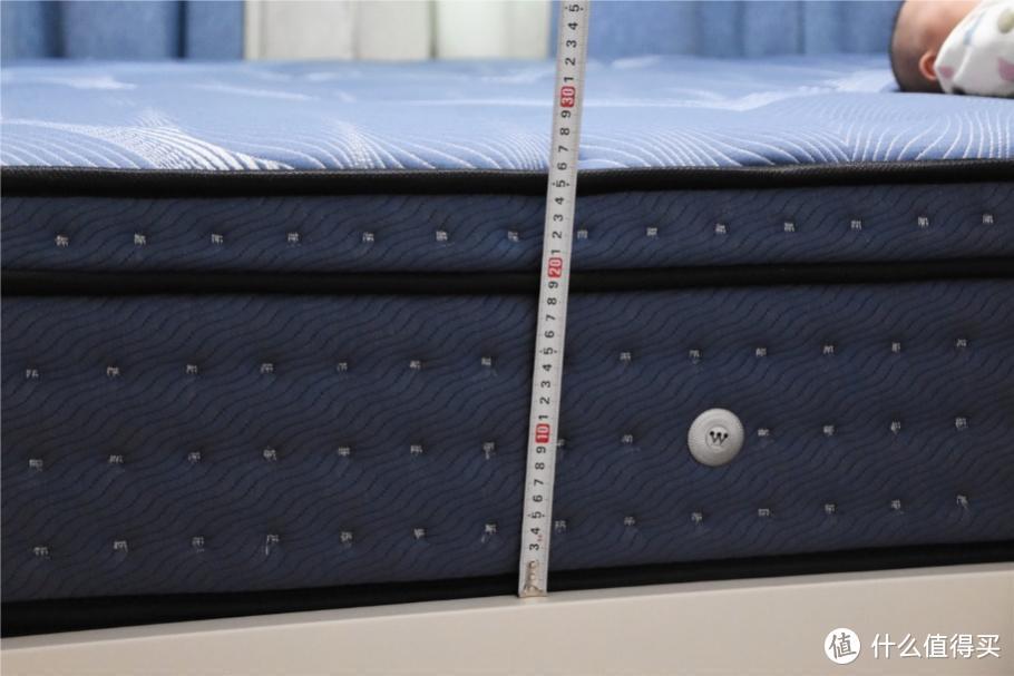 翻身不影响小朋友!西屋S3独立弹簧床垫,贵的是否值得?