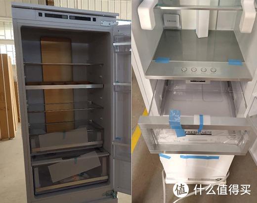 评测 | 嵌入式冰箱零度保鲜哪家好?