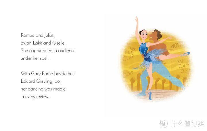 宝宝绘本   舞蹈家的故事