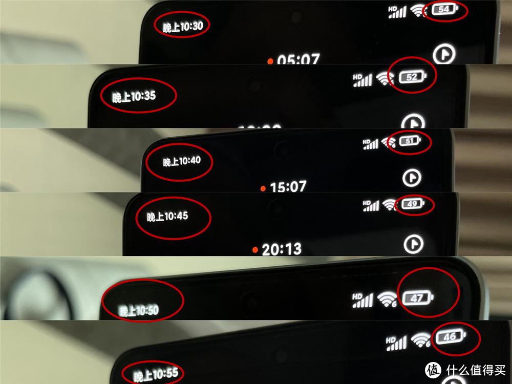 (▲半小时录像,1080p 30FPS)