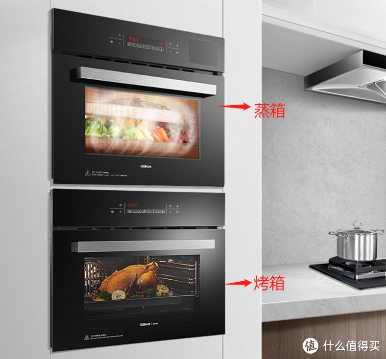 蒸烤组合,蒸烤一体机,微蒸烤一体机哪个好?一文详解,厨房最新科技解说