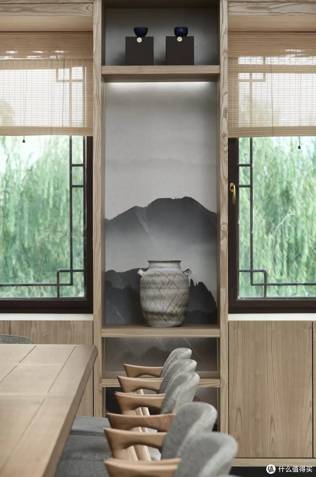 一处中式禅意茶室,素雅清凉,美得外国人都看痴了!