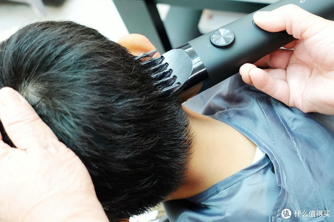 小米出了专业款理发器:和理发店同款,多种发型随便理