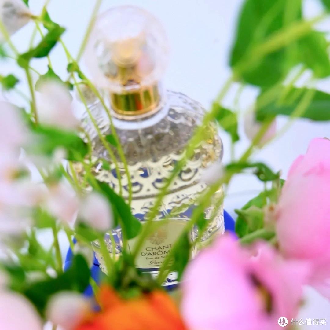 娇兰 香橼花之水 清新的柠檬香香水