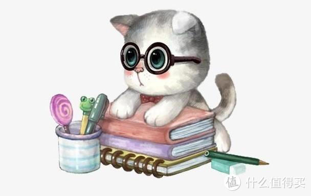 努力学习并成为博学猫