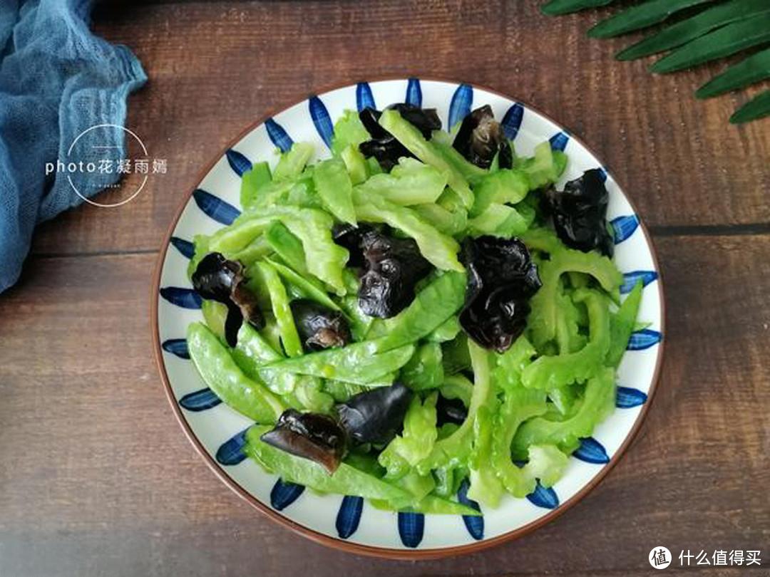 夏天,苦瓜和它是一对,清热消暑,味道清淡,全家爱吃