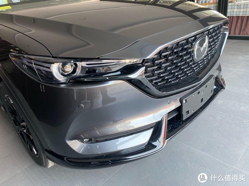 杭州第一台新款cx5 2.5黑骑士