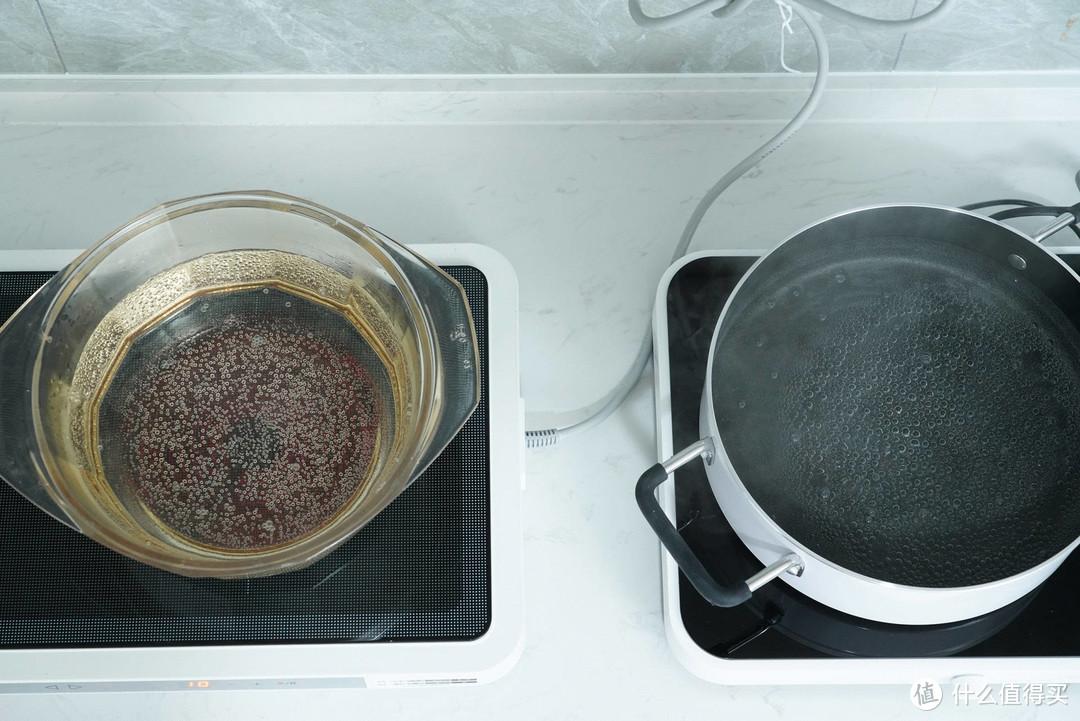 突然流行的双口电炉怎么选?松下聚嗨盘电陶炉VS小米电磁炉认真详细评测
