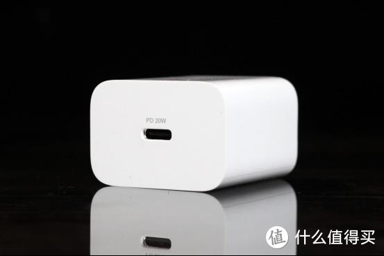 为iPhone12选了一个20W快充头:享受快充的体验