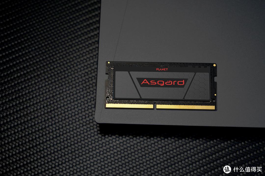 全网首发,阿斯加特Asgard笔记本内存条联想拯救者R9000P兼容测试