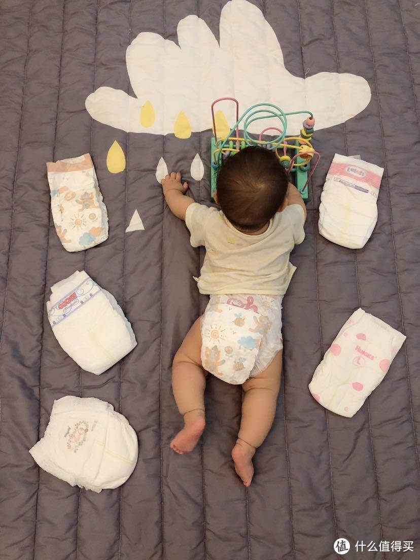 二胎妈妈在线实测网红纸尿裤